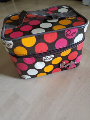 Cute Roxy Makeup Case New Condition for Sale in Virginia Beach, VA