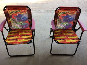 Kid's folding two chairs for Sale in Alpharetta, GA