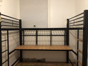 Lofted full bed frame for Sale in Portland, OR