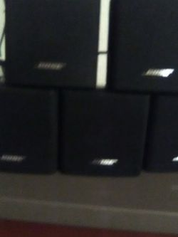 5 Bose Surround Sound Speakers for Sale in Portland,  OR