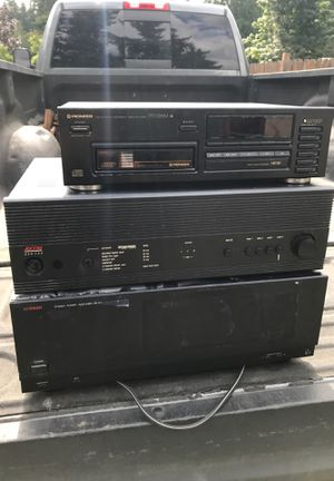 Stereo amps for Sale in Bonney Lake, WA