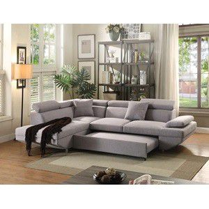 Jemima Sectional with sleeper for Sale in Southwest Ranches, FL