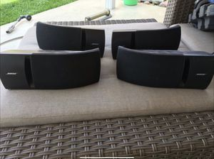 Bose 161 pair (2 speakers) for Sale in Bedford Park, IL
