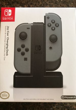 Nintendo Switch Joy Con Charging Dock for Sale in Germantown, MD