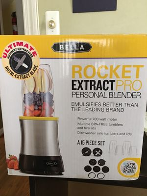 15 piece set personal blender for Sale in Silver Spring, MD