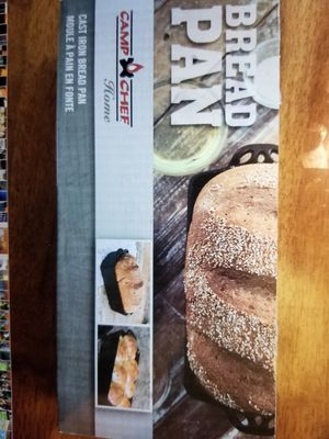 Cast Irin Bread Pan for Sale in Lompoc, CA