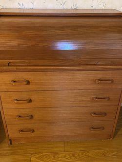 Roll Top Desk/Dresser for Sale in Santa Ana,  CA
