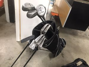 Used H&B Powerbilt Fuzzy Zoeller Golf Clubs for Sale in Los Angeles, CA
