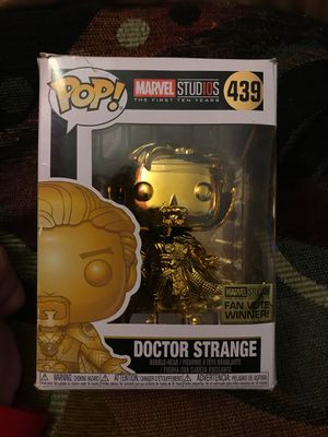Pop! Doctor Strange Chrome for Sale in Peoria, IL
