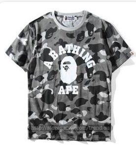 A Bathing Ape (BAPE) shirt for Sale in Haines City, FL