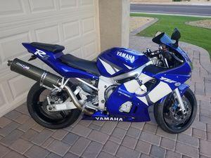 2002 Yamaha R6 ONE OWNER 17K Original Miles for Sale in Scottsdale, AZ