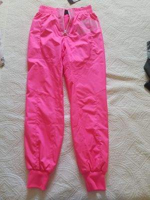 Hot Pink Womens Nike track pants. Size xs BRAND NEW WITH TAGS - $90 for Sale in Woodland Park, NJ
