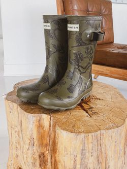 Hunter Green Norris Field Boots for Sale in Wexford,  PA
