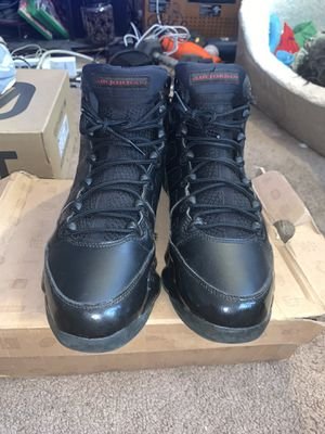 Jordan Bred 9s size12 for Sale in Queens, NY