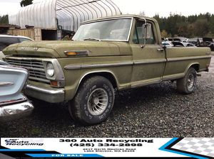 1968 Ford F-100 Ranger XLT for Sale in Lake Stevens, WA