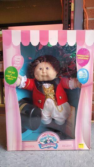 Cabbage Patch Kids Circus Kids Doll for Sale in Shelton, CT