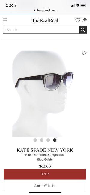 New Kate spade New York Kisha gradient sunglasses $50 for Sale in Spokane, WA