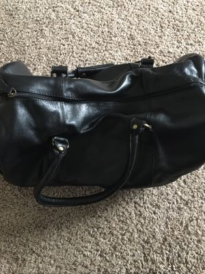 Leather duffel bag for Sale in Franklin, TN
