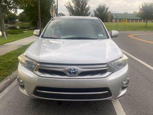 2011 Toyota Highlander Hybrid for Sale in Lakeland, FL