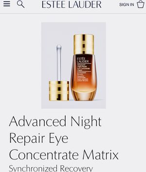 NEW AUTHENTIC ADVANCED NIGHT REPAIR MATRIX MUST HAVE! for Sale in Peoria, AZ