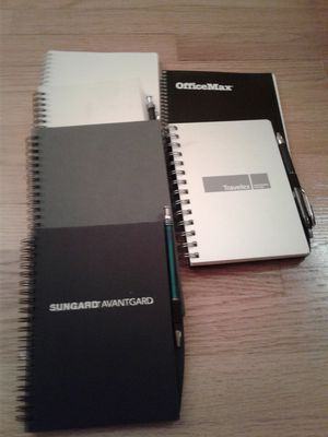 Notebooks journals hardcover. $5 each for Sale in Highland Park, IL