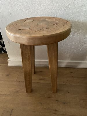 Target Wood Side Table/Stool/Plant Stand for Sale in Long Beach, CA