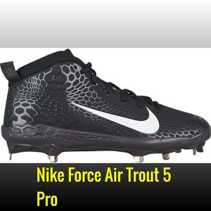 Nike Force Air Trout 5 Pro Metal Size 9.5 for Sale in San Diego, CA
