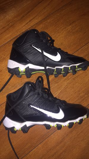 Baseball cleats size 12 C little kids for Sale in Fairfax, VA