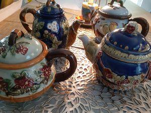 Tea pots for Sale in Homestead, FL