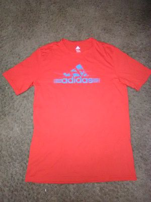 New Small Adidas Logo T Shirt for Sale in Glenshaw, PA