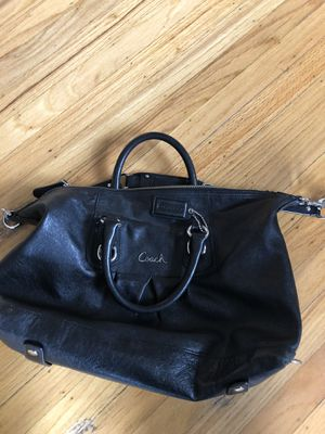 Coach genuine leather bag for Sale in Bordentown, NJ