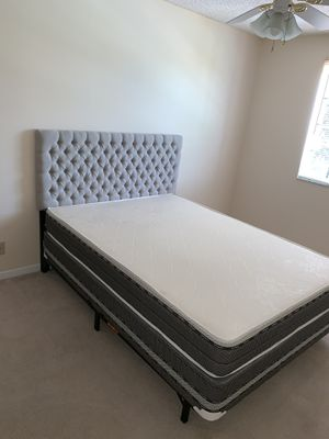 Mattresses and box springs FREE DELIVERY. Queen size 180$ full size 170 twin size 150$ . Bed frame not included for Sale in Hollywood, FL
