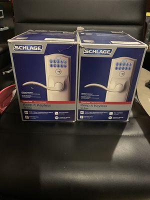 Schlage keypads for Sale in Oshkosh, WI