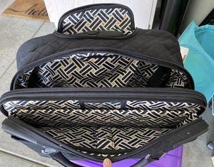 Vera Bradley Rolling Work Bag. for Sale in Las Vegas, NV
