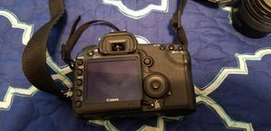 Cannon Mark ii Camera for Sale in Lugoff, SC