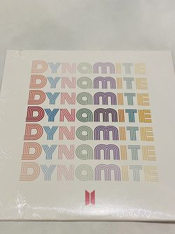 BTS Dynamite CD Album - Brand New Unopened for Sale in Silver Spring,  MD