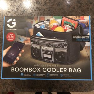 SMARTGEAR Wireless Speaker Boombox Cooler Bag Android/iPhone Bluetooth for Sale in Austin, TX