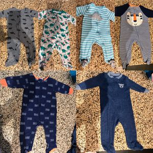 Baby Boy Onesie Pajamas for Sale in Littleton, CO