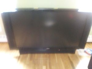 """Free Toshiba 65"""" in plasma tv for Sale in The Bronx, NY"""