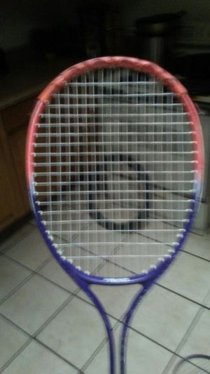 Hot shot 3 head racket for Sale in Phoenix, AZ