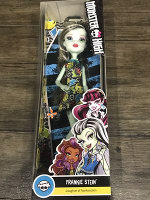 Monster High Frankie Stein doll for Sale in Traverse City, MI