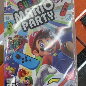 Nintendo Switch Super Mario Party for Sale in The Bronx, NY