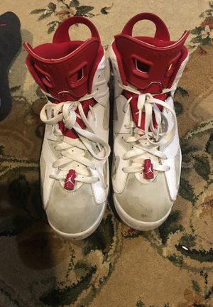 Selling Air Jordan 6's Retro, no longer fits.size9 for Sale in Bladensburg, MD