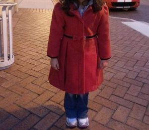 Gymboree girls long jacket size 4t for Sale in Fort Myers, FL