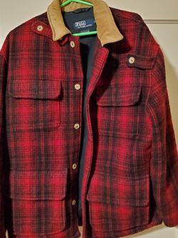 Ralph Lauren Plaid Jacket for Sale in Portland,  OR