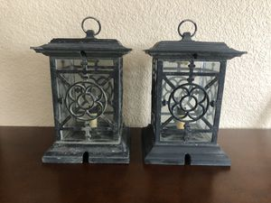 Rustic Candle Decor for Sale in Chula Vista, CA