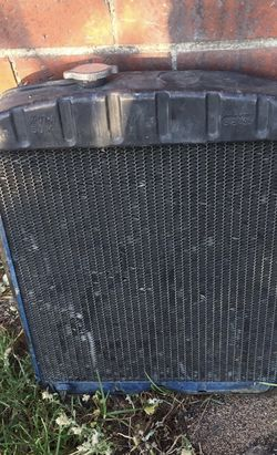 1947-1953 Chevy truck Radiator for Sale in Fontana,  CA