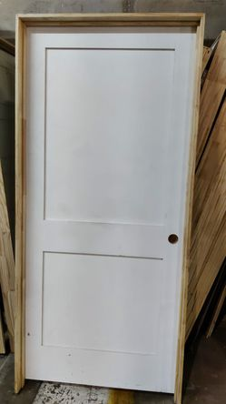 36x80 shaker style 2 panel interior door for Sale in Dallas,  TX