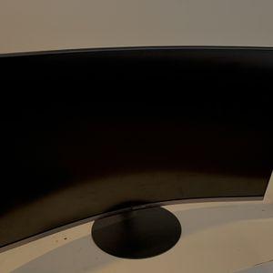 "Samsung curve monitor 32"" for Sale in Salida, CA"
