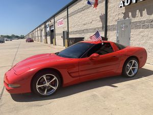 Chevy corvette 2000 for Sale in Houston, TX